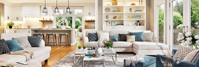 Inspiration salon canapé